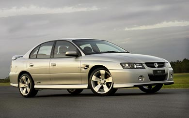 2005 Holden Commodore SS-Z wallpaper thumbnail.
