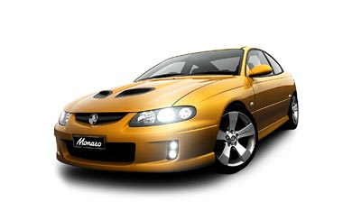 2005 Holden Monaro CV8-Z wallpaper thumbnail.