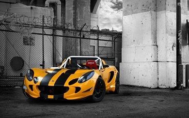 2005 Lotus Elise Spyder1 Custom wallpaper thumbnail.