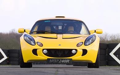 2005 Lotus Exige Sport 240R wallpaper thumbnail.