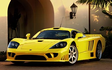 2005 Saleen S7 Twin Turbo wallpaper thumbnail.