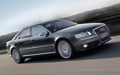 2006 Audi S8 wallpaper thumbnail.