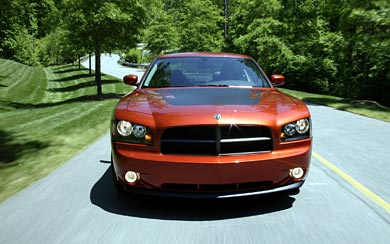 2006 Dodge Charger Daytona R/T wallpaper thumbnail.