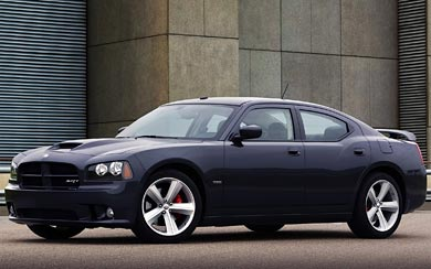 2006 Dodge Charger SRT8 wallpaper thumbnail.