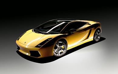 2006 Lamborghini Gallardo SE wallpaper thumbnail.