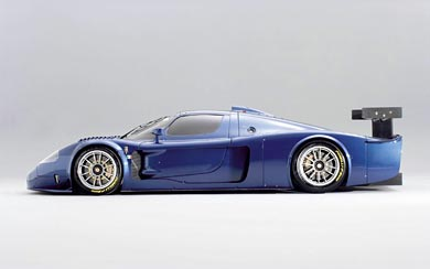2006 Maserati MC12 Corsa wallpaper thumbnail.