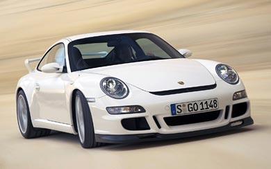 2006 Porsche 911 GT3 wallpaper thumbnail.