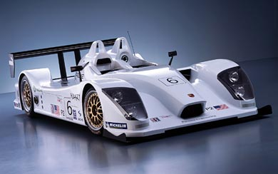 2006 Porsche LMP2 RS Spyder wallpaper thumbnail.