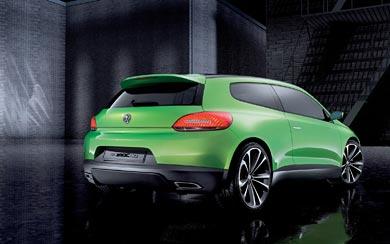 2006 Volkswagen IROC Concept wallpaper thumbnail.
