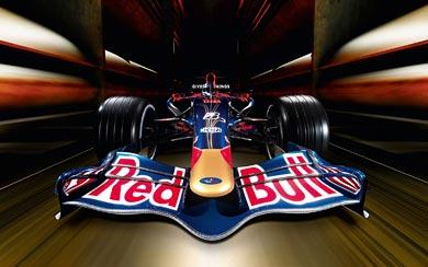 2007 Toro Rosso STR2 wallpaper thumbnail.