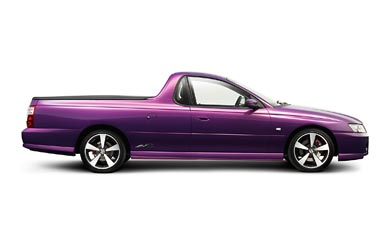 2007 Holden Ute SVZ wallpaper thumbnail.
