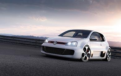 2007 Volkswagen GTI W12 Concept wallpaper thumbnail.