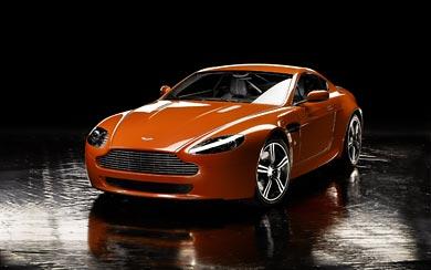 2008 Aston Martin V8 Vantage N400 wallpaper thumbnail.
