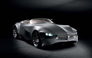 2008 BMW GINA Light Visionary Model Concept wallpaper thumbnail.