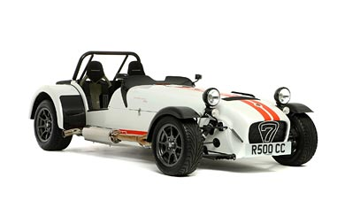 2008 Caterham Seven Superlight R500 wallpaper thumbnail.