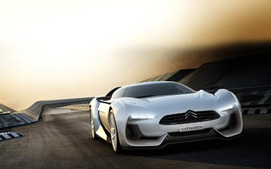 2008 Citroen GT Concept wallpaper thumbnail.