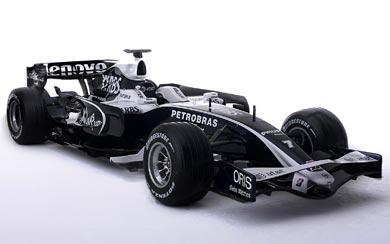 2008 Williams FW30 wallpaper thumbnail.