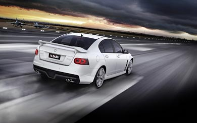 2008 Holden HSV E Series LS3 wallpaper thumbnail.