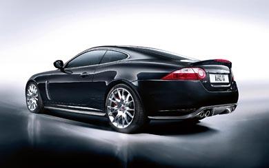 2008 Jaguar XKR-S wallpaper thumbnail.