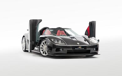 2008 Koenigsegg CCXR Edition wallpaper thumbnail.