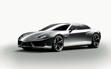 2008 Lamborghini Estoque Concept wallpaper thumbnail.