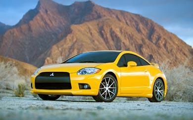 2008 Mitsubishi Eclipse GT wallpaper thumbnail.
