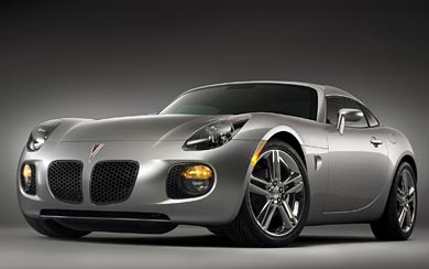 2008 Pontiac Solstice Coupe wallpaper thumbnail.
