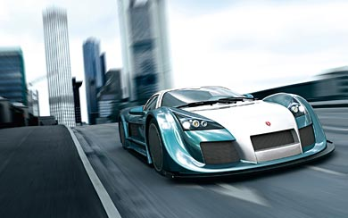2009 Gumpert Apollo Speed wallpaper thumbnail.