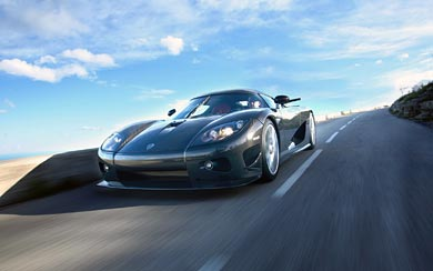 2009 Koenigsegg CCX Edition wallpaper thumbnail.