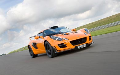 2009 Lotus Exige Cup 260 wallpaper thumbnail.