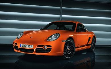 2009 Porsche Cayman S Sport wallpaper thumbnail.