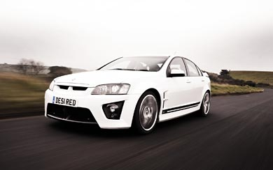 2009 Vauxhall VXR8 Bathurst S Edition wallpaper thumbnail.