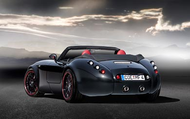 2009 Wiesmann Roadster MF4 wallpaper thumbnail.