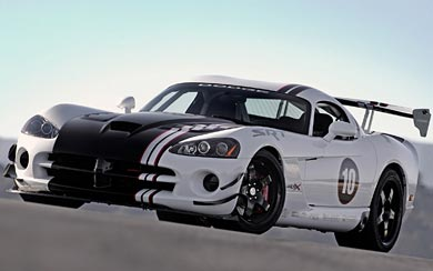 2010 Dodge Viper SRT10 ACR X wallpaper thumbnail.