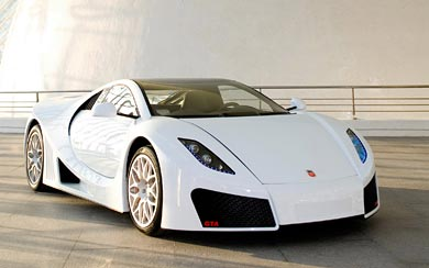 2010 GTA Spano wallpaper thumbnail.