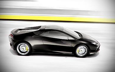 2010 Lotus Esprit Concept wallpaper thumbnail.