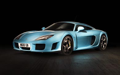 2010 Noble M600 wallpaper thumbnail.
