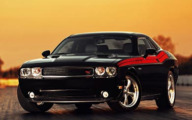 2011 Dodge Challenger R/T Classic wallpaper thumbnail.