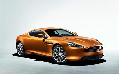 2011 Aston Martin Virage wallpaper thumbnail.