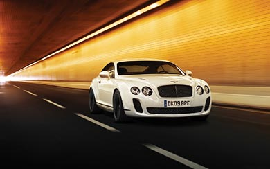 2011 Bentley Continental Supersports wallpaper thumbnail.