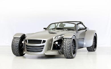 2011 Donkervoort D8 GTO wallpaper thumbnail.