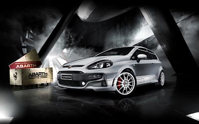 2011 Fiat Abarth Punto Evo Esseesse wallpaper thumbnail.