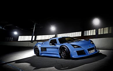 2011 Gumpert Apollo S wallpaper thumbnail.