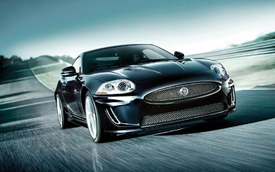 2011 Jaguar XKR 175 wallpaper thumbnail.