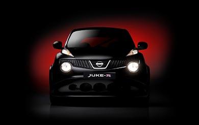 2011 Nissan Juke R Concept wallpaper thumbnail.