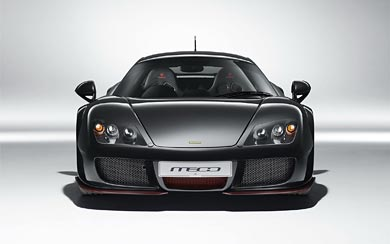 2011 Noble M600 wallpaper thumbnail.