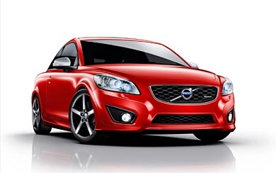 2011 Volvo C30 R Design wallpaper thumbnail.