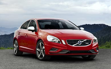 2011 Volvo S60 R Design wallpaper thumbnail.