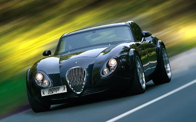 2011 Wiesmann GT MF4 wallpaper thumbnail.