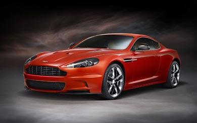 2012 Aston Martin DBS Carbon Edition wallpaper thumbnail.
